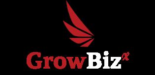 Growbizx logo header